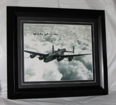 "A381GJJ GEORGE ""JOHNNY"" JOHNSON - ""DAMBUSTERS"" SIGNED"